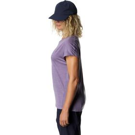 Houdini Activist Message Camiseta Mujer, violeta